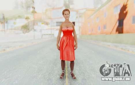 Mafia 2 - Joes Girlfriend für GTA San Andreas zweiten Screenshot