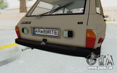 Dacia 1310 Break 1988 pour GTA San Andreas vue de côté