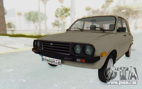 Dacia 1310 Break 1988 pour GTA San Andreas