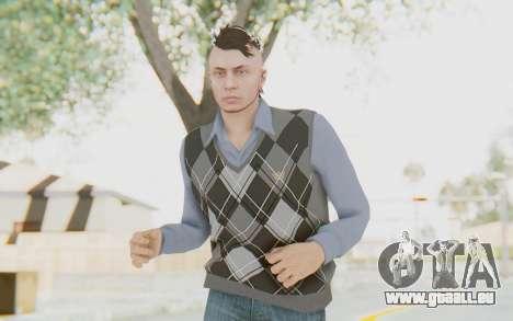 GTA Online Finance and Felony Skin 2 für GTA San Andreas
