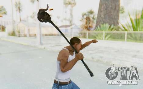 Skull of Corruption für GTA San Andreas dritten Screenshot