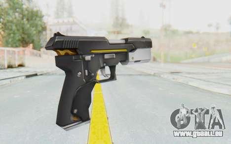 Yuri Pistol pour GTA San Andreas deuxième écran