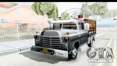 GMC 3100 Diesel pour GTA San Andreas