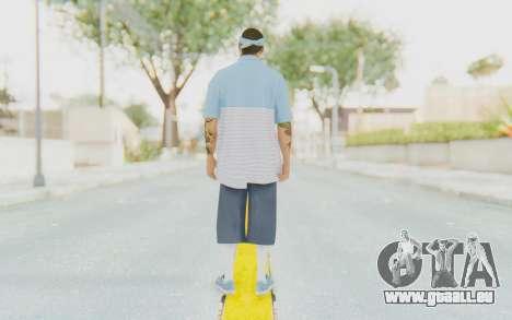 GTA 5 Aztecas Gang 2 für GTA San Andreas dritten Screenshot
