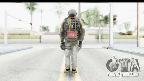The Division Last Man Battalion - Support für GTA San Andreas dritten Screenshot