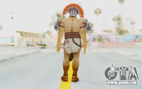 Hercules Skin v2 pour GTA San Andreas troisième écran