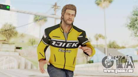 Dead Rising 3 Chuck Greene on DR2 Outfit pour GTA San Andreas
