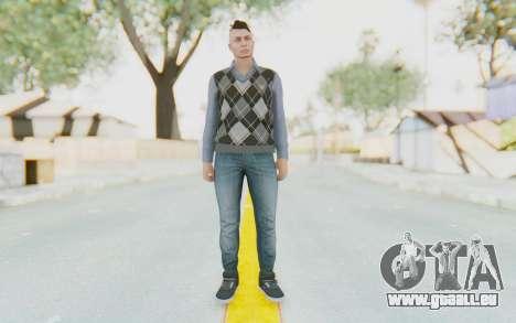 GTA Online Finance and Felony Skin 2 pour GTA San Andreas deuxième écran