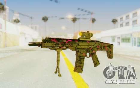 ACR CQB Magma Pink für GTA San Andreas