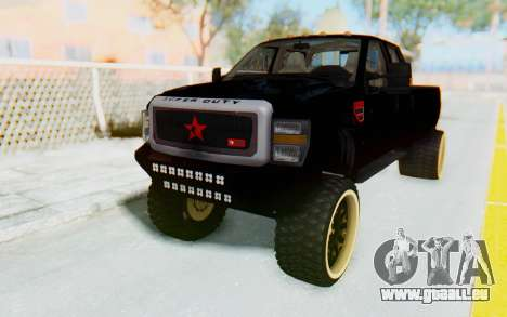 Ford Super Duty Off-Road für GTA San Andreas