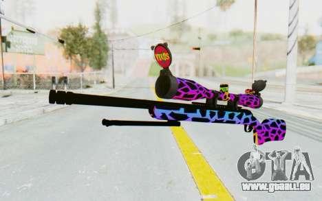 Sniper pour GTA San Andreas