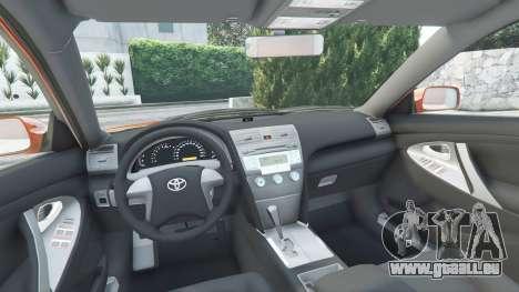 Toyota Camry V40 2008 [add-on] für GTA 5