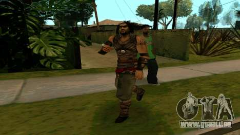 Prince Of Persia Warrior Within pour GTA San Andreas
