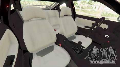 GTA 5 Nissan 180SX Type-X v0.5 avant droite vue de côté