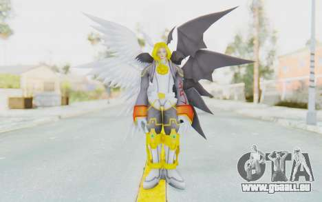 Digimon Masters Lucemon Falldown Mode pour GTA San Andreas deuxième écran