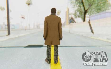 GTA 5 DLC Finance and Felony Male Skin für GTA San Andreas dritten Screenshot
