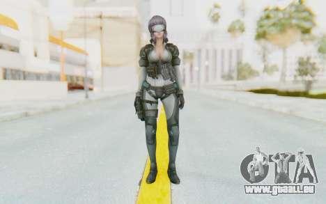 Ghost In The Shell First Assautl Motoko v1 pour GTA San Andreas deuxième écran