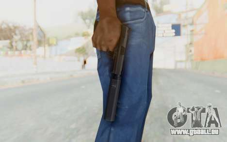 H&K 45 Silenced pour GTA San Andreas