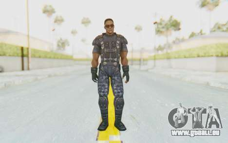 Marvel Future Fight - Falcon für GTA San Andreas zweiten Screenshot