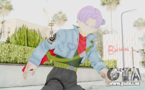 Trunks Del Futuro v2 pour GTA San Andreas