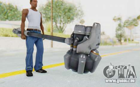 Reinhardt Hammer pour GTA San Andreas