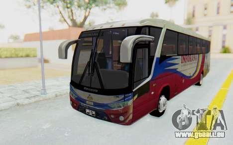 Marcopolo Inforana Bus für GTA San Andreas
