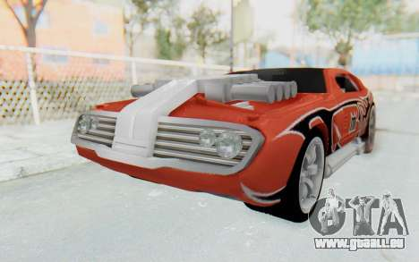 Hot Wheels AcceleRacers 2 pour GTA San Andreas