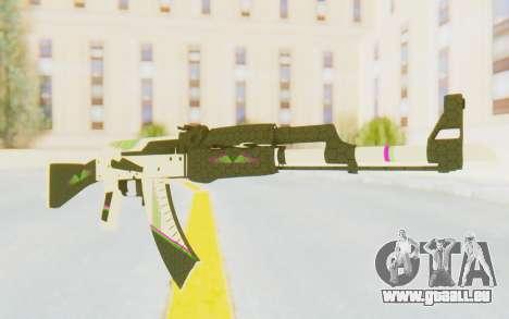 CS:GO - AK-47 Sport für GTA San Andreas