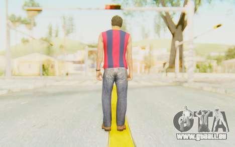 Trevor Barcelona für GTA San Andreas dritten Screenshot