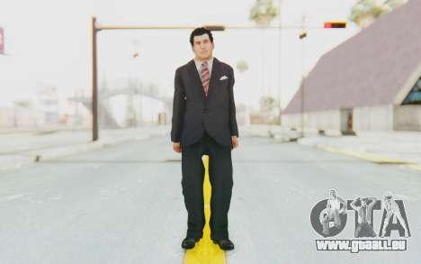 Mafia 2 - Joe Suit pour GTA San Andreas deuxième écran