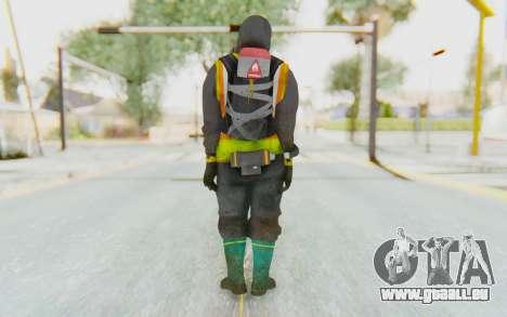 The Division Cleaners - Incinerator pour GTA San Andreas troisième écran