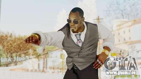 Dead Rising 2 Off The Record TK Coat Less pour GTA San Andreas