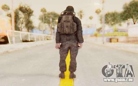 COD BO PVT Pepper Vietnam pour GTA San Andreas troisième écran
