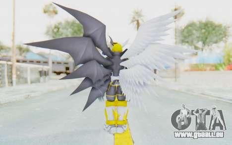 Digimon Masters Lucemon Falldown Mode pour GTA San Andreas troisième écran