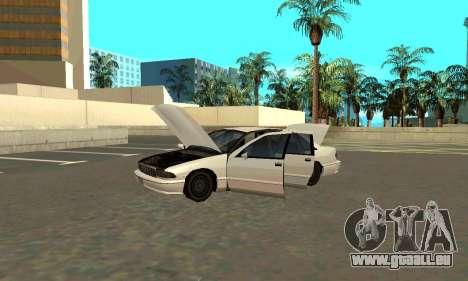 Caprice styled Premier für GTA San Andreas rechten Ansicht