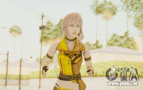 Final Fantasy XIII - Lightning Electronica pour GTA San Andreas