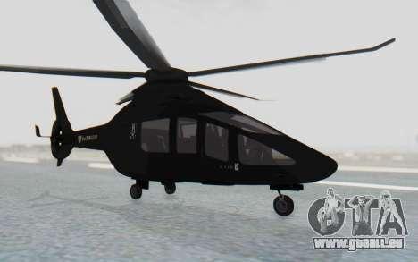 GTA 5 Buckingham Volatus v1 IVF pour GTA San Andreas