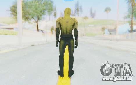 The Reverse Flash CW pour GTA San Andreas troisième écran