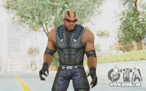 Marvel Future Fight - Blade pour GTA San Andreas