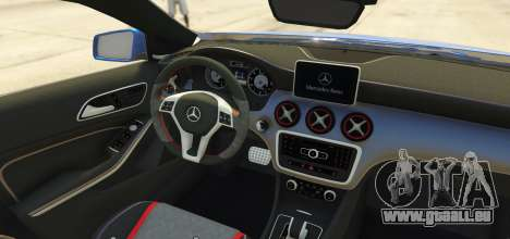 Mercedes-Benz A45 AMG 2017 pour GTA 5