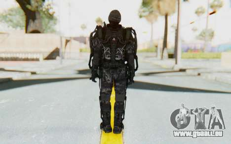 CoD Advanced Warfare Gideon für GTA San Andreas dritten Screenshot