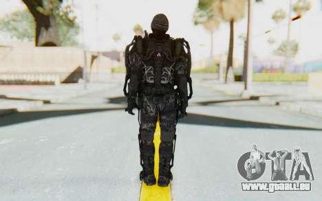 CoD Advanced Warfare Gideon für GTA San Andreas dritten Screenshot
