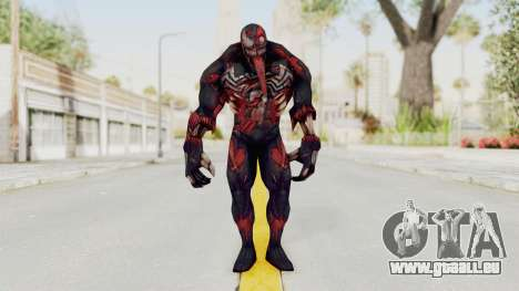 Marvel Future Fight - Venom Secret War (Zombie) für GTA San Andreas zweiten Screenshot
