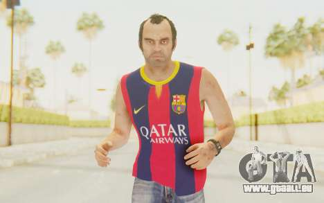 Trevor Barcelona pour GTA San Andreas