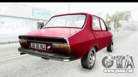 Dacia 1310 TLX v2 für GTA San Andreas linke Ansicht