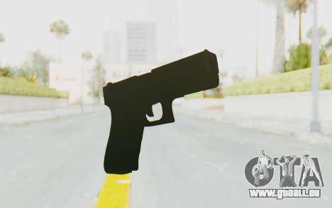 GTA 5 Hawk & Little Pistol .50 für GTA San Andreas zweiten Screenshot