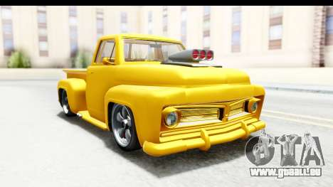 GTA 5 Vapid Slamvan without Hydro pour GTA San Andreas