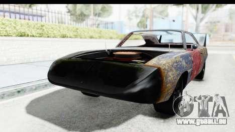 Dodge Charger Daytona F&F Bild pour GTA San Andreas