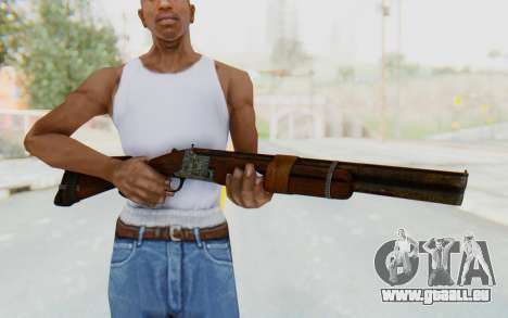 Caravan Shotgun from Fallout New Vegas für GTA San Andreas dritten Screenshot