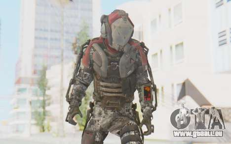 CoD AW Atlas Elite pour GTA San Andreas